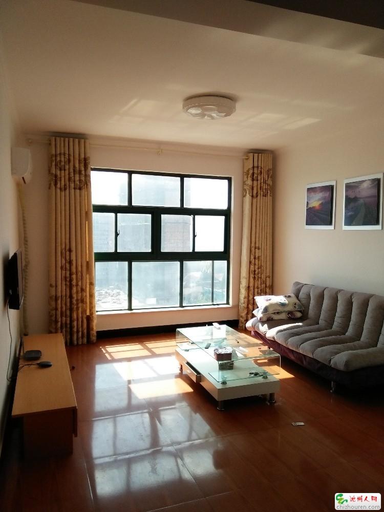 68平米两室二厅装修效果图
