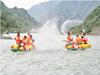 湿身狂欢节 嗨爆秋浦河
